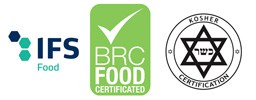 İthal Gıda Urban Food BRC Kosher IFS